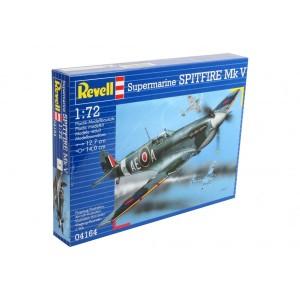 Maqueta del Spitfire de Revell